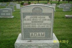 Christianna <i>Gombert</i> Adams