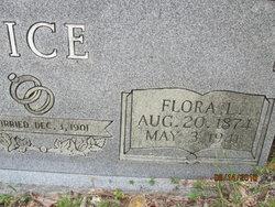 Flora L <i>Sisk</i> Hice