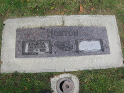 David H Horton