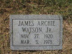 James Archie Watson, Jr