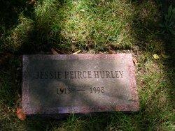 Jessie <i>Peirce</i> Hurley