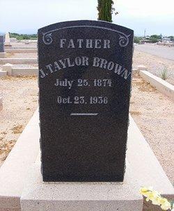 Jared Taylor Brown