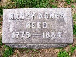 Nancy Agnes <i>Irvine</i> Reed