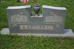 Nettie Myrtle <i>Bowman</i> Barnard