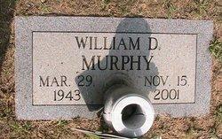 William D Murphy