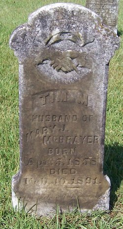 Tim M. McBrayer