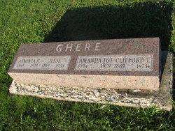 Arminta R. Mintie <i>Long</i> Ghere