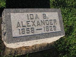 Ida B. Alexander