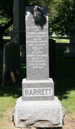 Jennie S <i>Burwell</i> Barrett