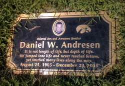 Daniel W. Andresen