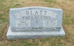 Allen G Blatt