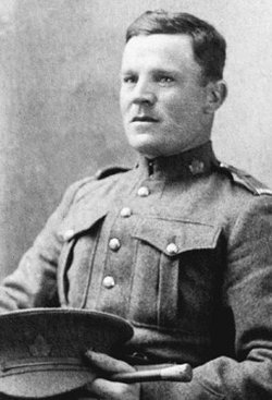 Pvt Claude Joseph Patrick Nunney