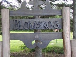 Blomskog Cemetery