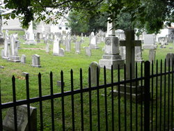 New Windsor Presbyterian Church Cemetery