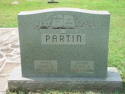 Alvie L. Partin