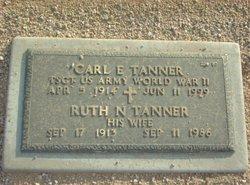 Carl E Tanner