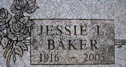 Jessie L <i>Bean</i> Baker