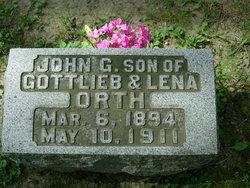 John G. Orth