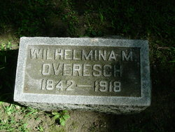 Wilhelmina Overesch