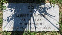 Albert E. Woody Wood