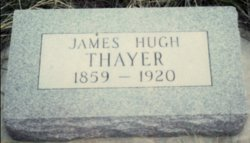 James Hugh Jim Thayer