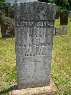 Lyman Burke