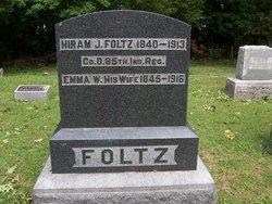 Pvt Hiram Jackson Foltz