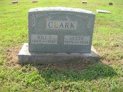 Sarah Hettie Clark