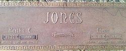 Hertha <i>Emett</i> Jones