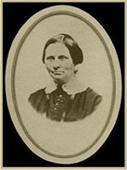 Sarah Sally <i>Barton</i> Vassall