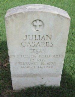 Julian Casares
