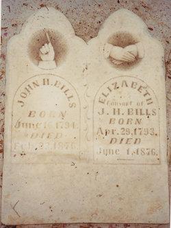 John Hutchins Bills