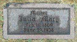 Julia Mary <i>Harbut</i> Nowak