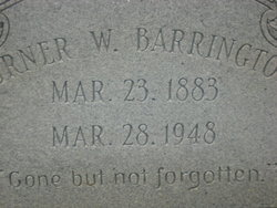 Turner Washington Barrington