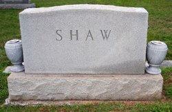 Beulah Elizabeth <i>Adams</i> Shaw