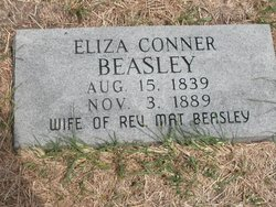 Eliza O <i>Conner</i> Beasley