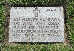 Joe Harvey Harrison