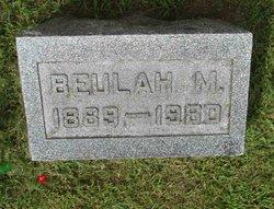 Beulah L. <i>Marsh</i> Boyce
