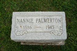 Nancy Jane <i>Wale</i> Palmerton