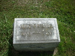 Lucy J <i>Walker</i> Palmer