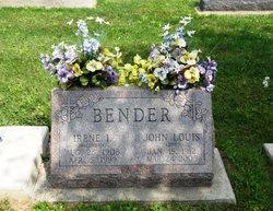 Irene I. <i>McCormick</i> Bender