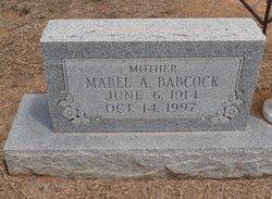 Mabel Agnes <i>Brown</i> Babcock