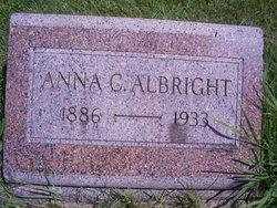 Anna C Albright