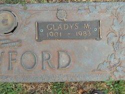 Gladys <i>Myers</i> Crawford