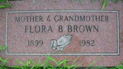Flora B Brown
