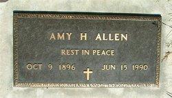 Amy Henrietta <i>Larsen</i> Allen