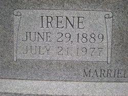 Irene <i>Kessee</i> Rozell