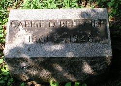 Carrie D <i>Birch</i> Brunner