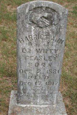 Harriet Ann <i>Anderson</i> Beasley