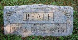 Mary Ann Mollie <i>McNeal</i> Beale